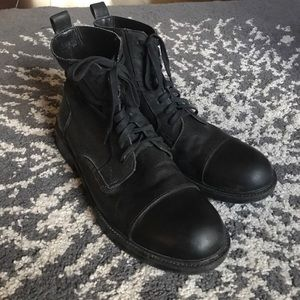 Men's Harley Davidson Leather Boots Men's Size 13